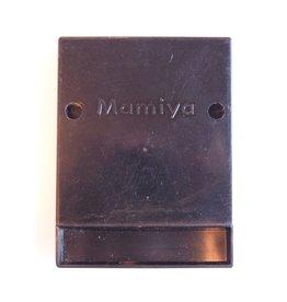 Mamiya Mamiya M645/1000S viewfinder body cap.