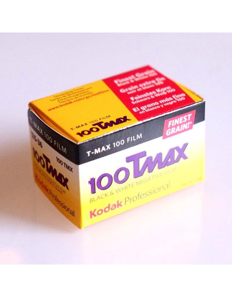 Kodak Kodak TMax 100 black and white film. 135/36.