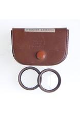 Rollei Carl Zeiss Jena Proxar 1 set w/ case (28.5mm slip-on)