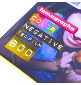 Lomography Lomography ISO 800 Colour Negative film 3-pack (120)