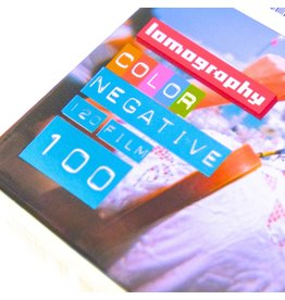 Lomography Lomography ISO 100 Colour Negative film 3-pack (120)
