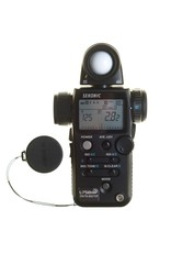 RENTAL Sekonic L-758DR Digitalmaster light meter rental.