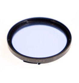 Hasselblad Hasselblad CB6 colour correction filter for B50 bayonet filter mount.