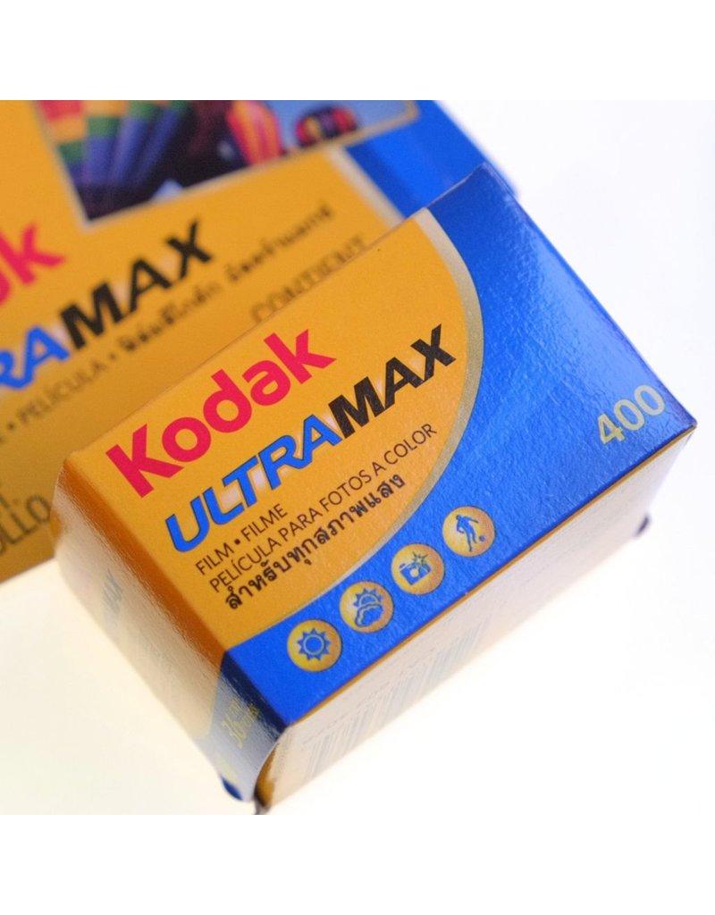 Kodak Kodak Ultramax 400. 135/36.