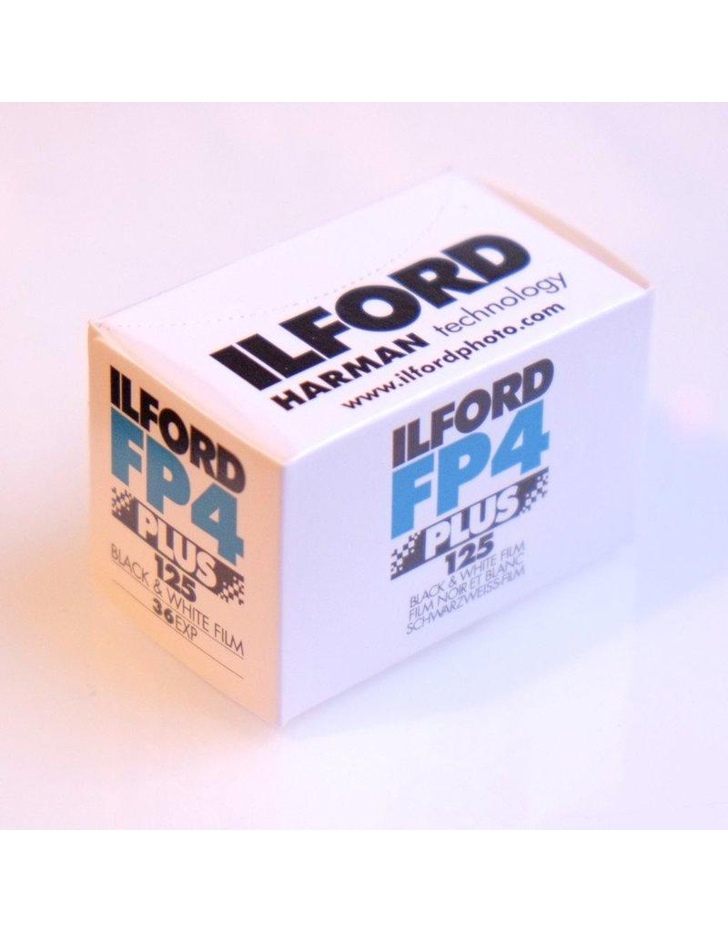 Ilford Ilford FP4+ black and white film. 135/36.