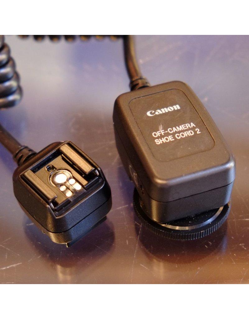 Canon Canon Off-Camera Shoe Cord 2.