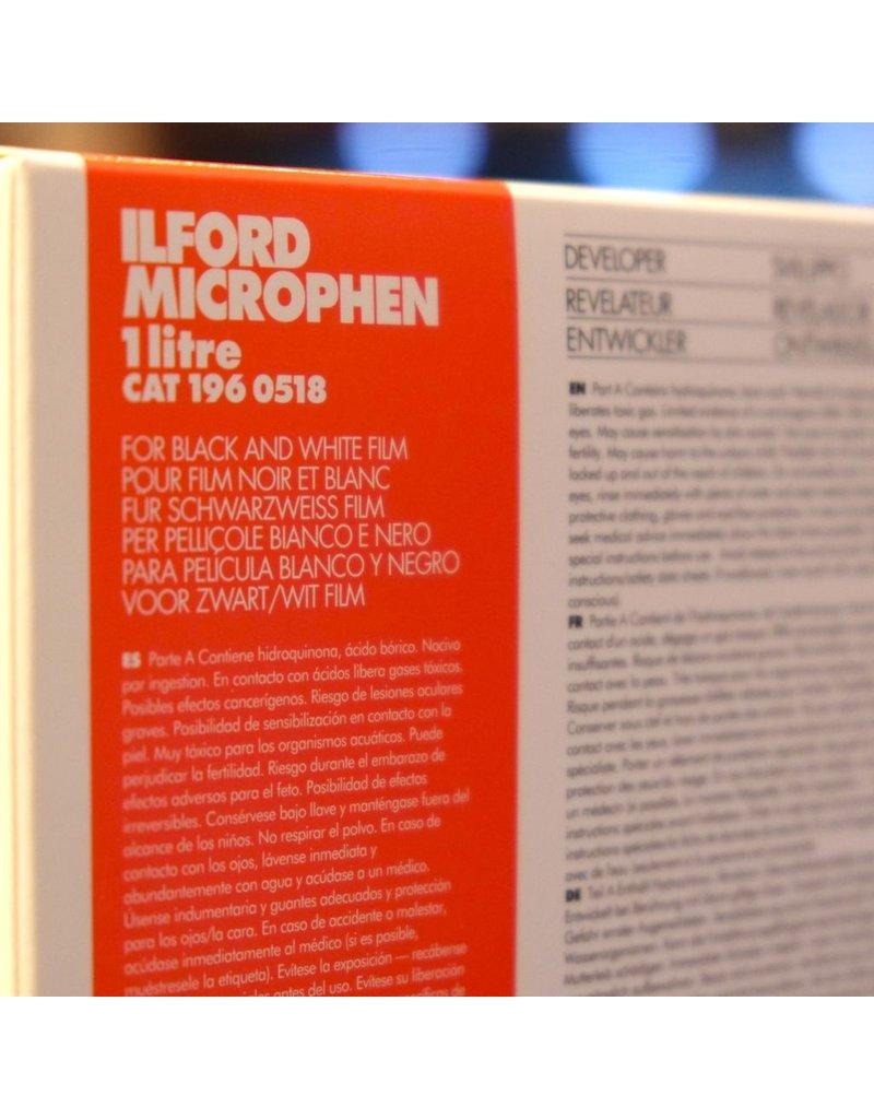 Ilford Ilford Microphen developer for black & white film (1l)