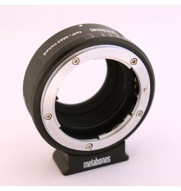 Metabones Metabones Nikon G-Micro Four Thirds adapter