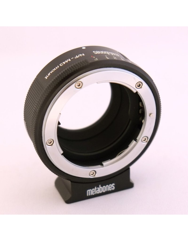 Metabones Metabones Nikon G-Micro Four Thirds adapter