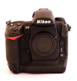 RENTAL Nikon D3 DSLR rental.