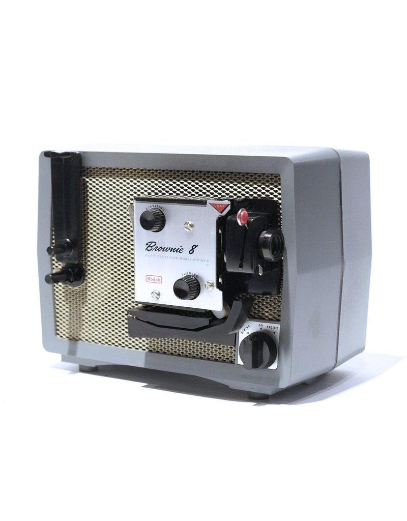 Kodak Kodak Brownie 8 Model A15 8mm projector (c 1960)