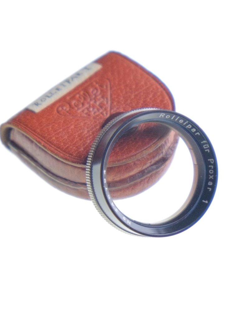 Rollei Rolleipar 1 lens for Proxar 1 (28.5mm slip-on)