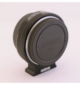 Metabones Metabones Nikon G-Micro Four Thirds Speed Booster adapter.
