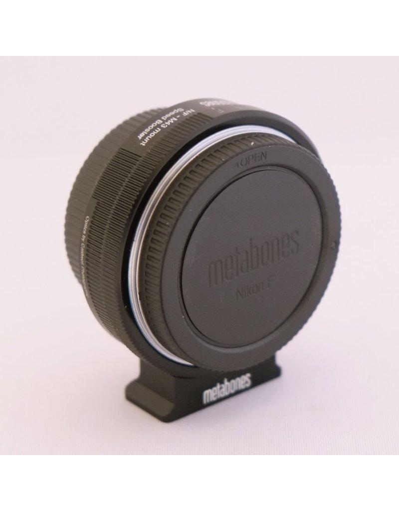 Metabones Metabones Nikon G-Micro Four Thirds Speed Booster adapter.