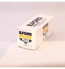 Ilford Ilford Pan F 50 black and white film. 120.