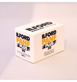 Ilford Ilford Pan F 50 black and white film. 135/36.