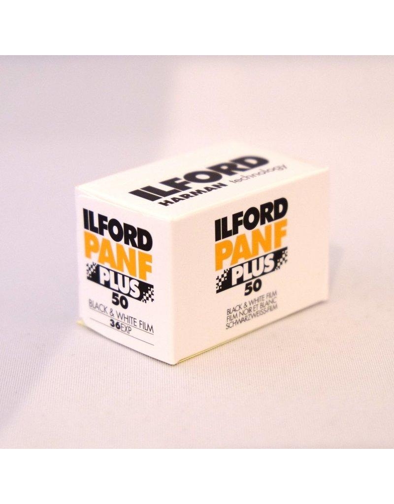 Ilford Ilford Pan F 50 black and white film. 135/36.
