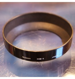 Other Nikon HB-1 lens hood for Nikon 35-70mm f2.8 & others.
