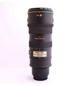 RENTAL Nikon 70-200mm f2.8G ED VR Nikkor rental.