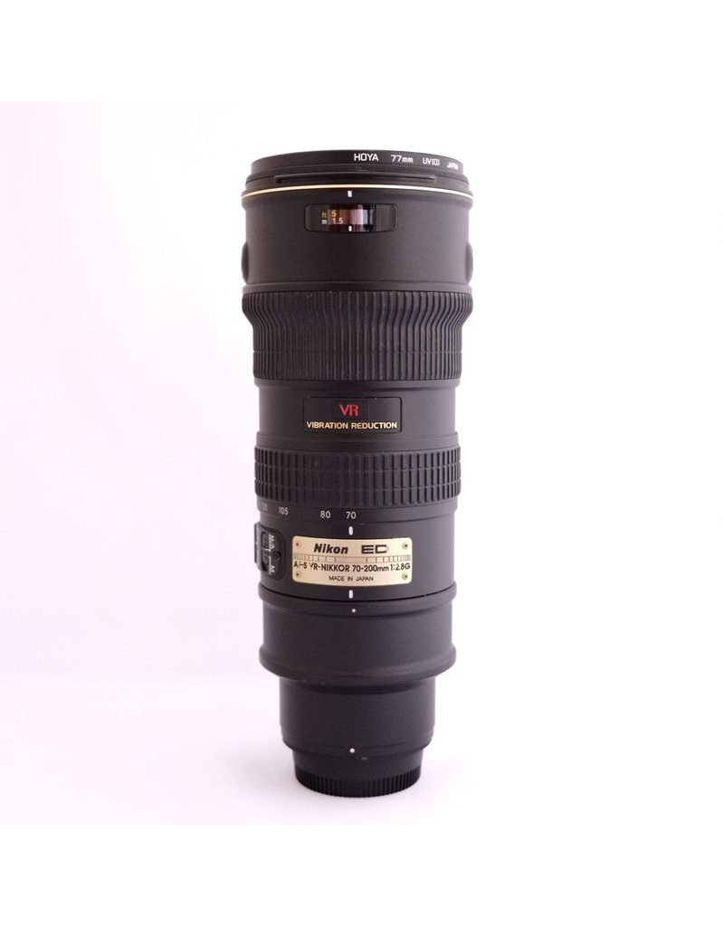 RENTAL Nikon 70-200mm f2.8G ED VR Nikkor rental.