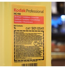 Kodak Kodak HC110 developer for black & white film. 1l bottle.