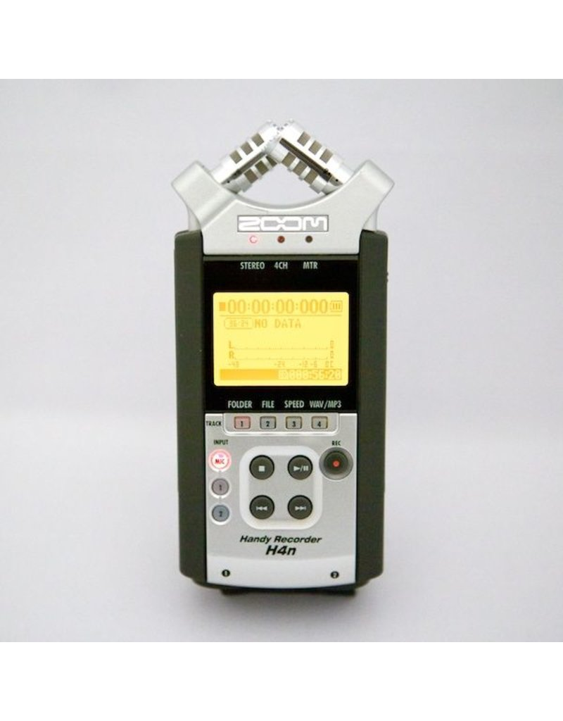 RENTAL Zoom H4N digital recorder rental.