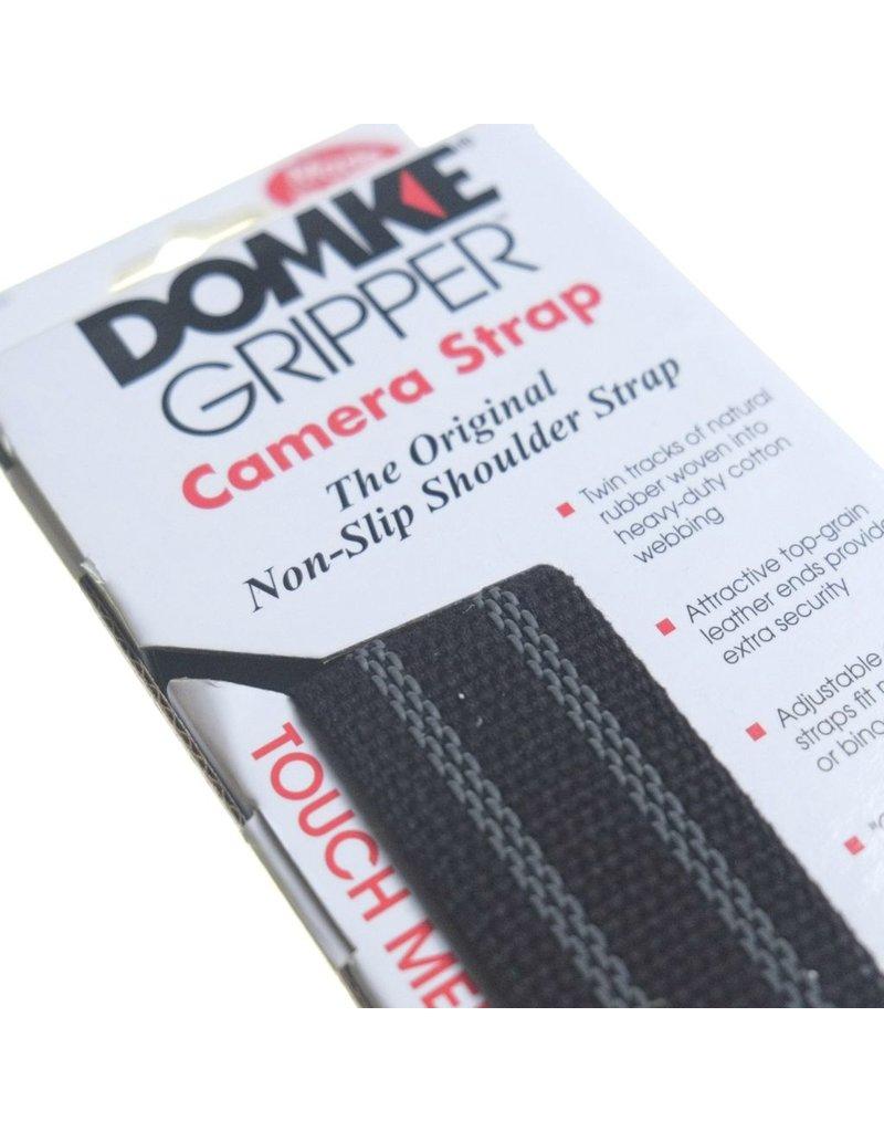 """Domke Domke 1.5"""" Gripper strap w/ QR Swivel (Black)"""