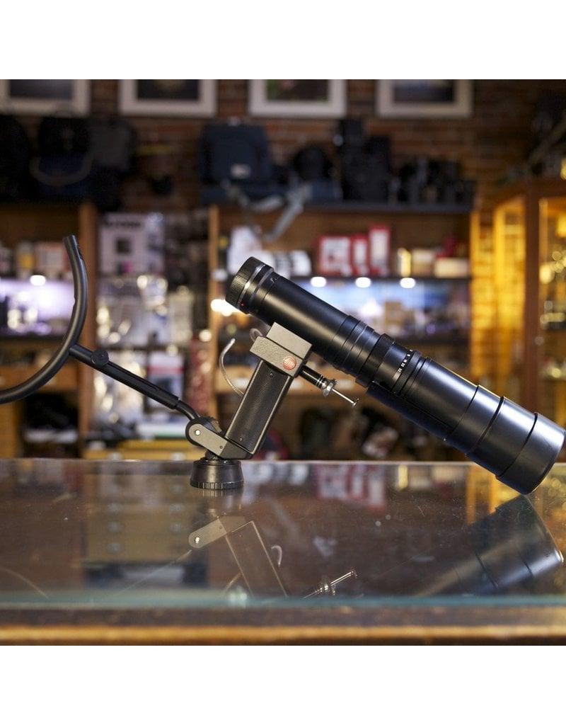 Leica Leitz 400mm f6.8 Telyt-R w/ case, stock, hex key.