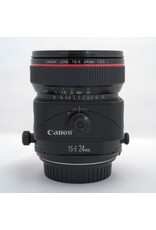 RENTAL Canon 24mm f3.5L TS-E tilt-shift rental.