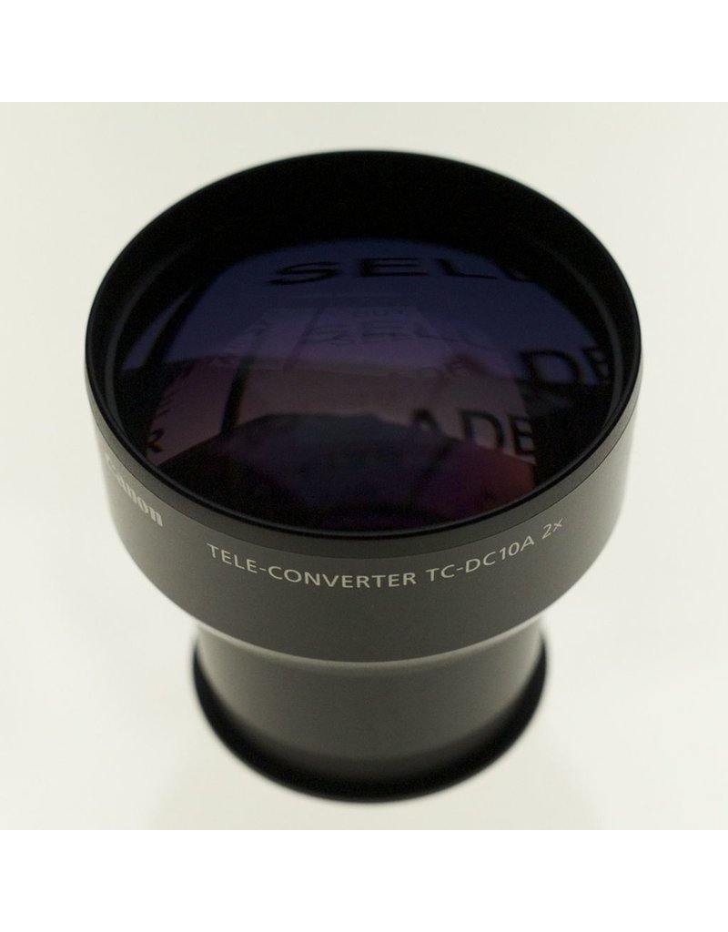 Canon Canon TC-DC10A 2x teleconverter lens for S60/70/80.