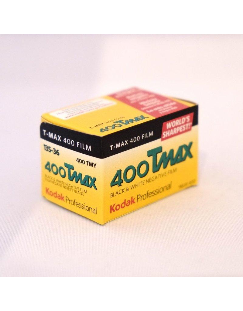 Kodak Kodak TMax 400 black and white film. 135/36.