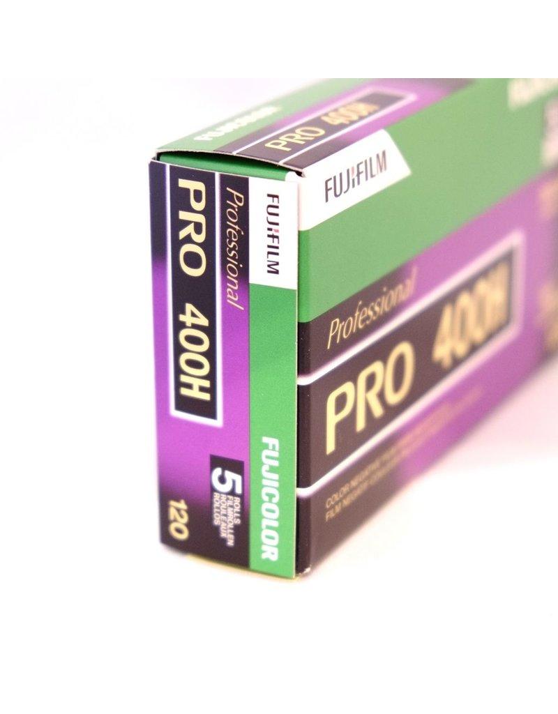 Fujifilm Fujifilm Pro400H colour negative film. 120.