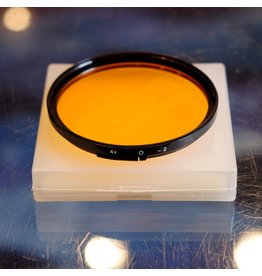 Hasselblad Hasselblad Orange filter for B77 bayonet filter mount.