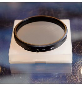 Hasselblad Hasselblad Linear Polarizer filter for B77 bayonet filter mount.