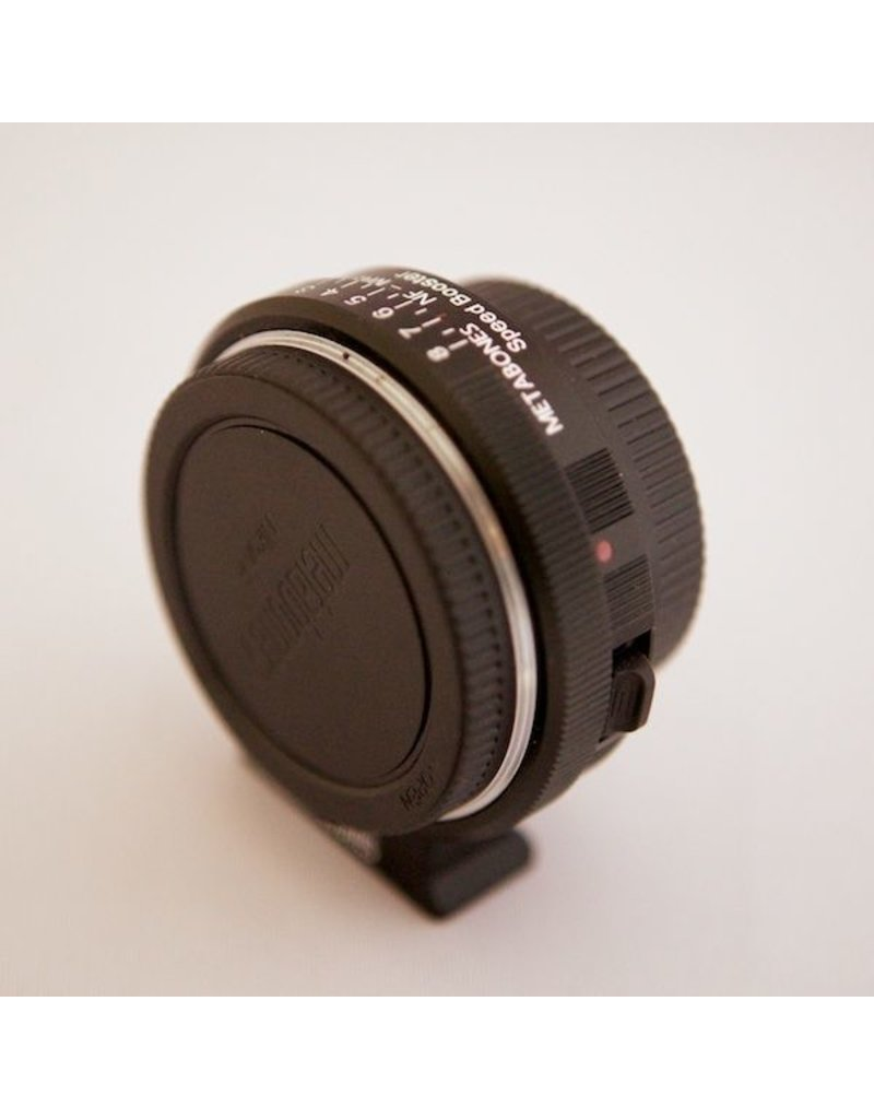 RENTAL Metabones Speed Booster (Nikon F -> Micro Four Thirds) rental.