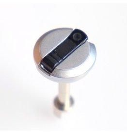 Minolta Rewind knob and spindle for Minolta X-7.