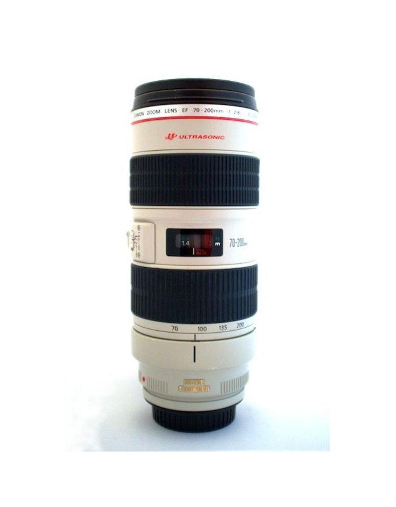 RENTAL Canon EF 70-200mm f2.8L IS rental.