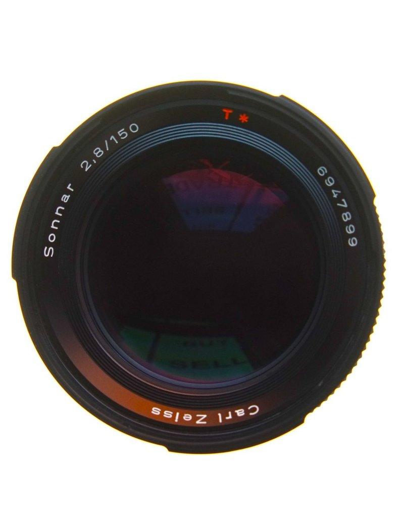 Carl Zeiss Carl Zeiss F Sonnar 150mm f2.8 TCC.