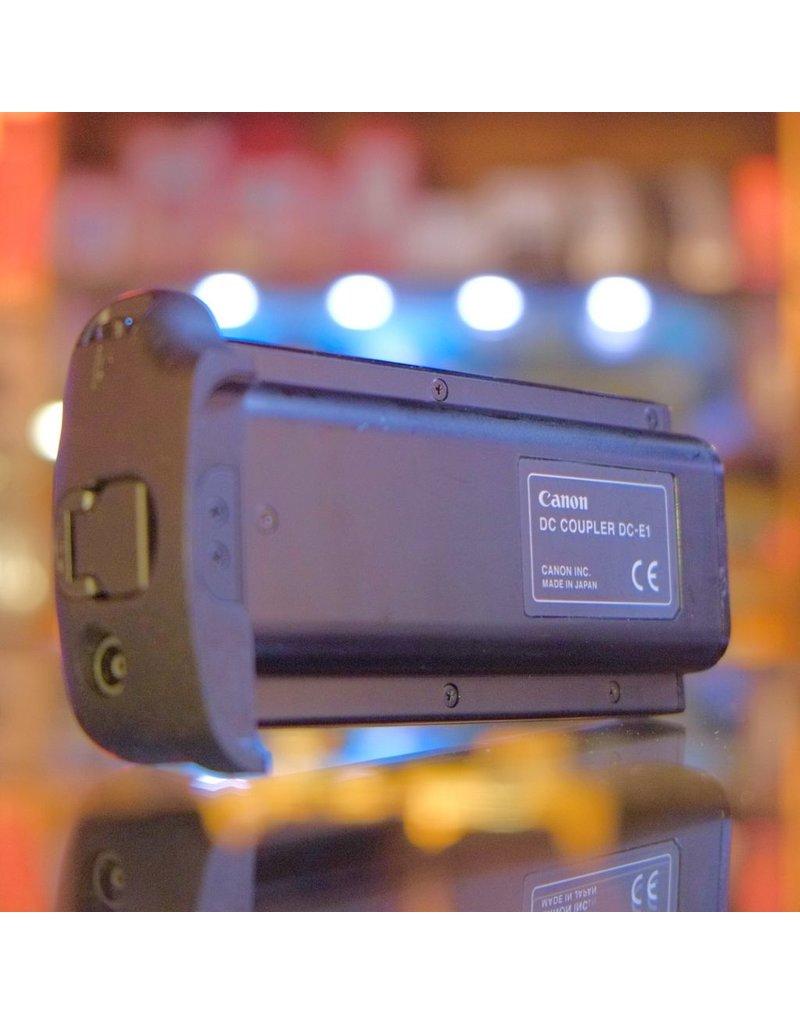 Canon Canon DC-E1 DC coupler insert only.