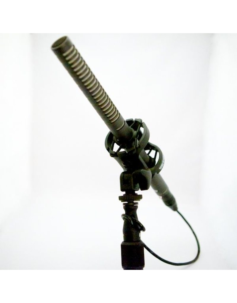 RENTAL Sennheiser MKE-600 shotgun mic kit.
