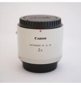 RENTAL Canon EF 2x Extender III rental.