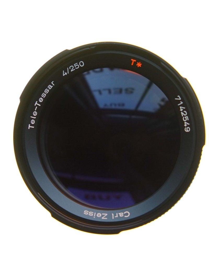 Carl Zeiss Carl Zeiss F Tele-Tessar 250mm f4 TCC.