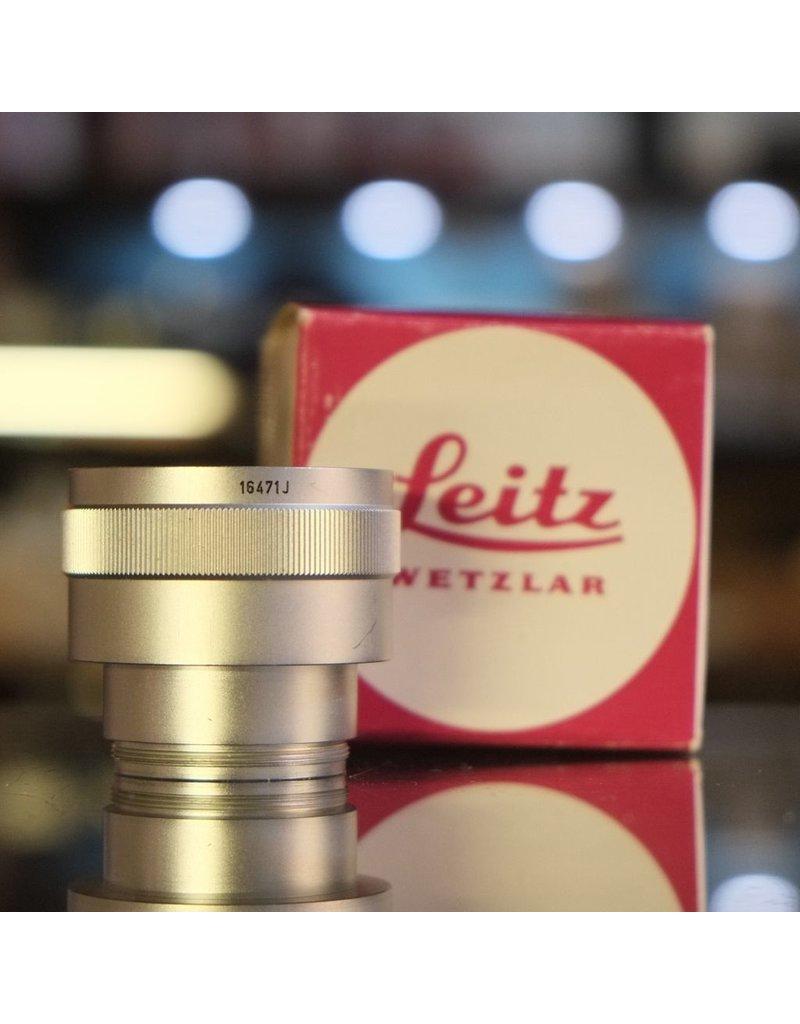 Leica Leitz 16471J lenshead extension tube. W/ box.