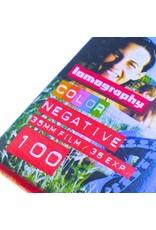 Lomography Lomography ISO 100 Colour Negative film 3-pack (135/36)