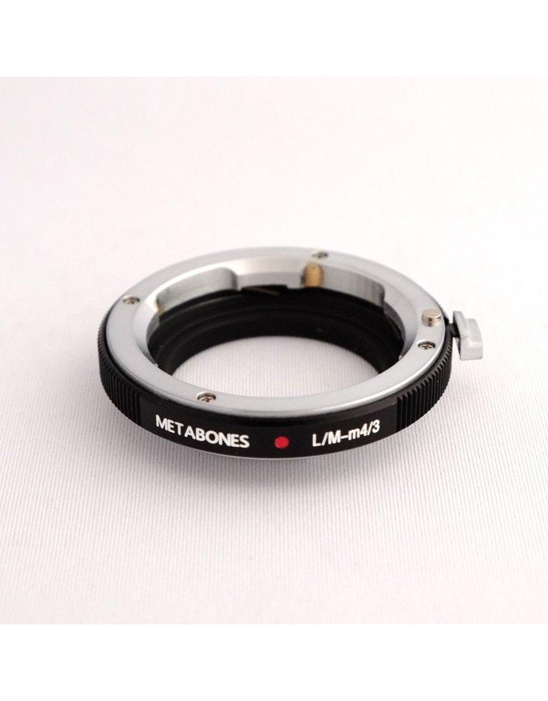 Metabones Metabones Leica M-Micro Four Thirds adapter