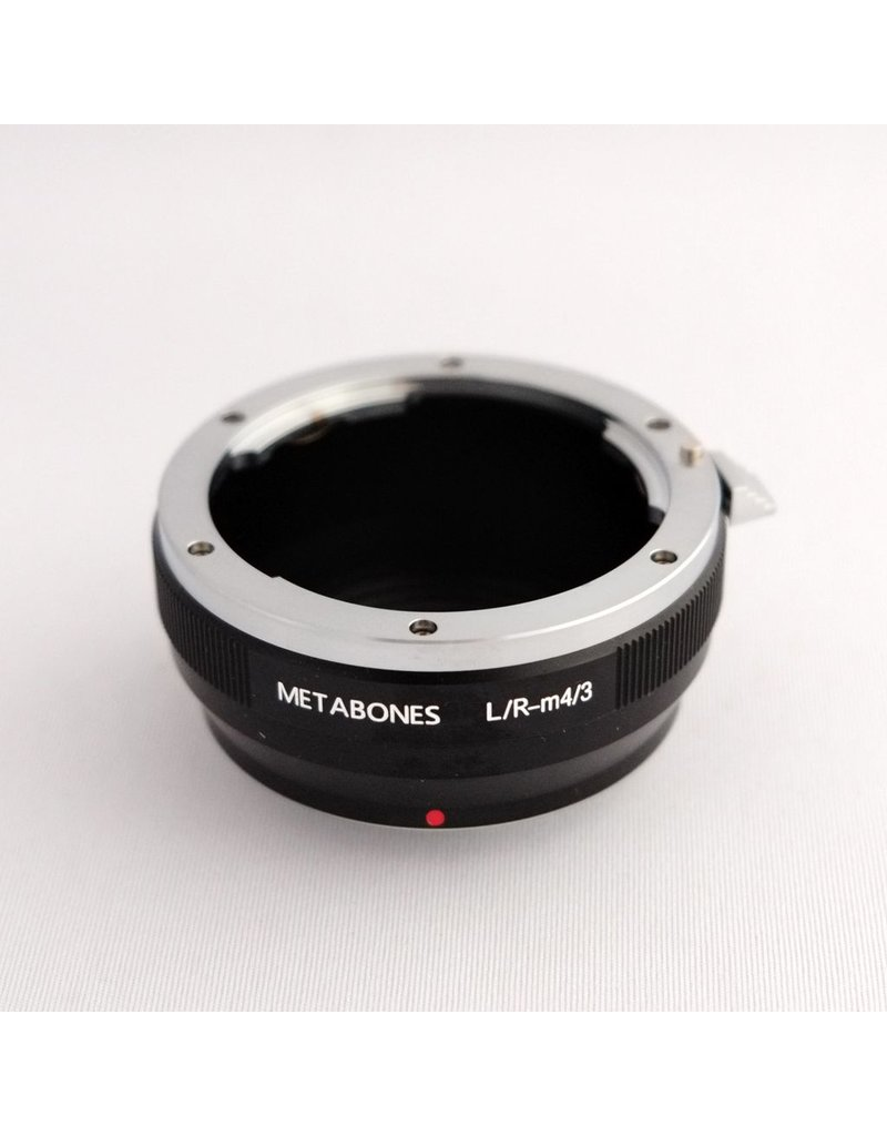 Metabones Metabones Leica R-Micro Four Thirds adapter