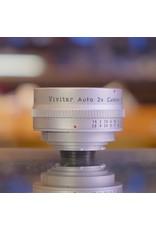 Vivitar Vivitar Auto 2x Custom Tele-Converter for Kodak Retina SLR.
