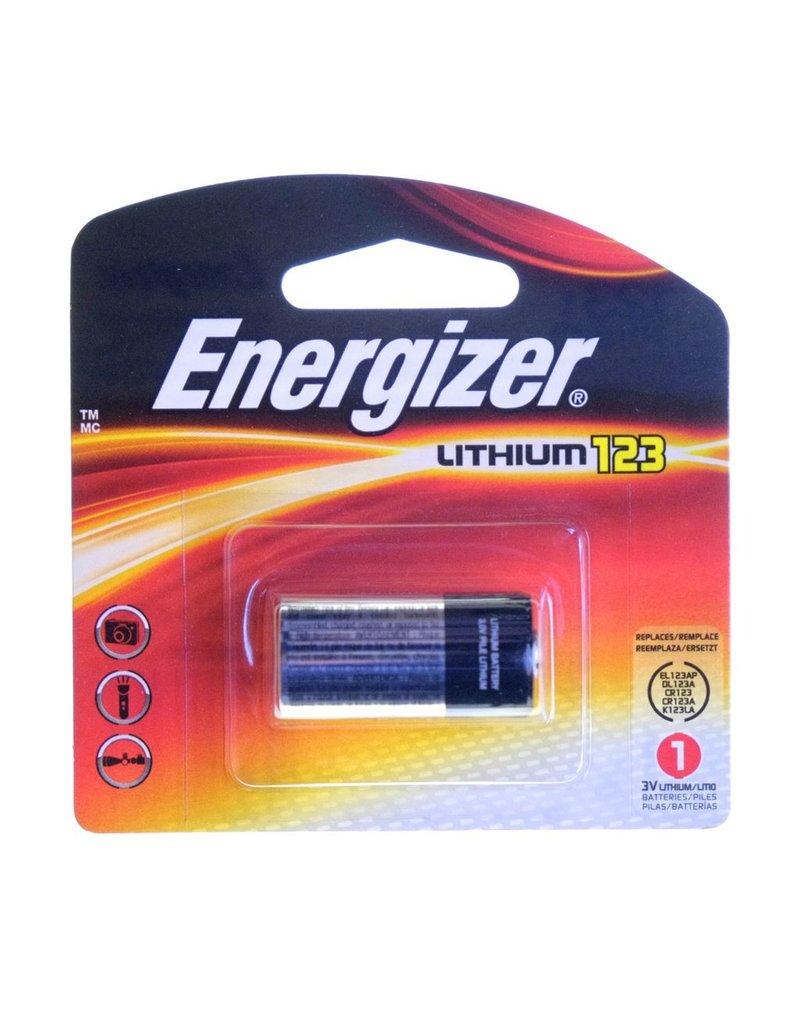 Energizer Energizer CR123 Lithium Battery (3v)