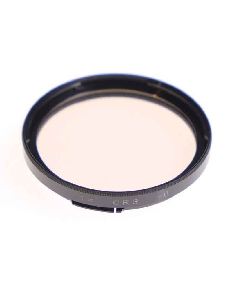 Hasselblad Hasselblad CR3 colour correction filter for B50 bayonet filter mount.
