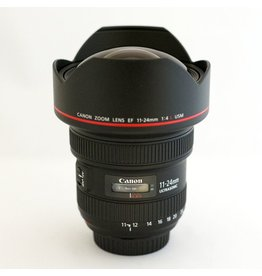 RENTAL Canon EF 11-24mm f4L USM Rental.